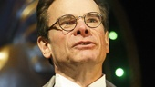 Peter Scolari as The Wizard in Wicked