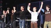 Altar Boyz 500 - Andrew Call - Ryan Duncan - Jason Celaya - Tyler Maynard - Dennis Moench - Bow
