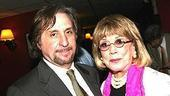 Tony winners congregate 2006 - Ron Silver - Phyllis Newman