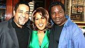 Tony winners congregate 2006 - Ben Harney - Jennifer Holliday - Cleavant Derricks