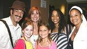 Marilyn Milian at Hot Feet - Alan Hidalgo - Samantha Pollino - Alexandra Schlesinger - Marilyn Milian - Vivian Nixon - Debbie Allen