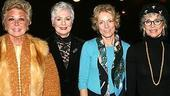 Rodgers and Hammerstein Ladies @ Jersey Boys - Mitzi Gaynor - Shirley Jones - Charmian Carr - Rita Moreno