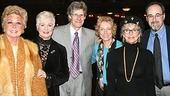 Rodgers and Hammerstein Ladies @ Jersey Boys - Mitzi Gaynor - Shirley Jones - Ted Chapin - Charmian Carr - Rita Moreno - Bert Fink