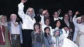 Photo Op - Les Miz opening - cc - cast onstage