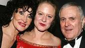 Photo Op - Chicago 10th Anniversary - party - Chita Rivera - Nicole Fosse - John Kander