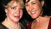 Photo Op - Fred Ebb Award 2006 - KT Sullivan - Karen Ziemba