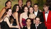 Photo Op - Spring Awakening Broadway opening - cast
