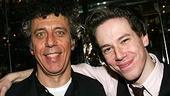 Photo Op - Spring Awakening Broadway opening - Eric Bogosian - John Gallagher Jr.