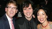 Photo Op - Spring Awakening Broadway opening - Dick Scanlan - Brian Ronan - (wife) JoAnn M. Hunter