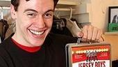 Photo Op - Jersey Boys in SF - Erich Bergen (lunchbox)