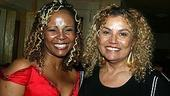 Photo Op - Radio Golf opening - Tonya Pinkins - Suzan De Passe