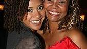 Photo Op - Radio Golf opening - Tracie Thoms - Tonya Pinkins