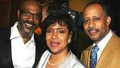 Photo Op - Radio Golf opening -  John Earl Jelks - Phylicia Rashad - Ruben Santiago-Hudson
