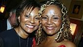 Photo Op - Radio Golf opening - Leslie Uggams - Tonya Pinkins