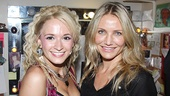 Could Cameron Diaz fill Emily Padgett's bustier when Rock of Ages hits the big screen? We could see it…
