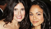 What do Idina Menzel and Karen Olivo have in common, besides good looks, enormous Tony-winning talent and one very VIP White House credit on their resumes? They both played Maureen in Rent on Broadway!