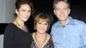 Patti LuPone Book Launch Party  Laura Benanti  Patti LuPone  Boyd Gaines