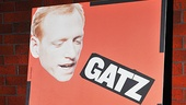 Gatz Opening Night Party – poster