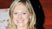 Marin Ireland, star of the Public's upcoming production of Lisa Kron's In the Wake, comes out to support her sister show.