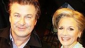 Not enough star power for you? Here comes Alec Baldwin. The 30 Rock actor gets close with The Divine Sister's Jennifer Van Dyck. The two appeared together in Equus this summer in Long Island.