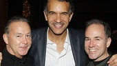 Elf opens - Trevor Hardwick - Brian Stokes Mitchell - Stephen Flaherty