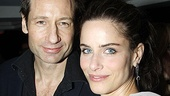 Break of Noon Opening Night - David Duchovny – Amanda Peet