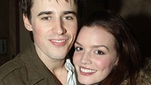 Spiderman preview  Reeve Carney  Jennifer Damiano