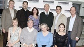 The Important of Being Earnest Cast Meet and Greet  Paul OBrien  Charlotte Parry David Furr  Brian Bedford  Sandra Shipley  Dana Ivey  Paxton Whitehead  Santino Fontana  Sara Topham  Tim MacDonald