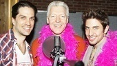 Priscilla recording  Will Swenson  Tony Sheldon  Nick Adams