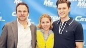 Catch me preview – Norbert Leo Butz – Aaron Tveit – Kerry Butler