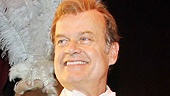 It's been a sensational return to Broadway for Kelsey Grammer, who has been charming audiences as Georges since La Cage bowed in April 2010. 