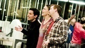 Anything Goes in Rehearsal   tktktk  Sutton Foster  tktktk