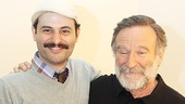 Tiger Meet  Arian Moayed  Robin Williams