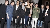 John Stamos and friends come together for one final photo with the Beatles!