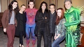 Spidey Stiller - Zane Carney - Christine Taylor - Reeve Carney - Alice Cooper - Ben Stiller - Jennifer Damiano