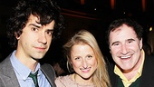 Hamish Linklater, Mamie Gummer and Richard Kind are all Tom Stoppard fans thanks to Arcadia.