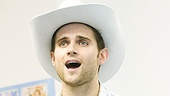 Kyle Dean Massey proves he's a real country crooner.