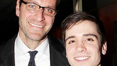 Peter Hermann and Matt Doyle couldn't be happier about their roles in the War Horse ensemble.
