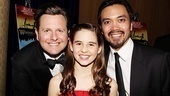 Opening Night of Wonderland – Edward Staudenmayer – Carly Rose Sonenclar – Jose Llana
