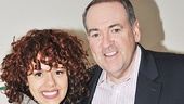 Mike Huckabee at <i>Wonderland</i> - Mike Huckabee - Janet Dacal