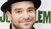 Jerusalem opens  Charlie Cox