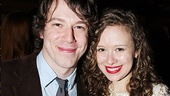 John Gallagher Jr. and Molly Ranson are two of the American additions to the original British ensemble of Jerusalem.