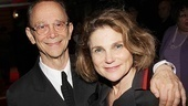 The Normal Heart Opening Night  Joel Grey  Tovah Feldshuh