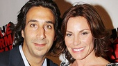The Normal Heart Opening Night  Jacques Azoulay  Countess Luann de Lesseps
