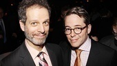 The Normal Heart Opening Night  Patrick Breen  Matthew Broderick