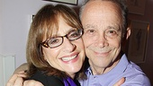 Patti LuPone at Anything Goes  Patti LuPone  Joel Grey