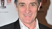 Addams Family star and Peter and the Starcatcher director Roger Rees stepped out to present the award for Outstanding Solo Show...