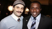 Tony Brunch 2011  Arian Moayed  Joshua Henry 
