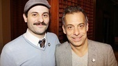 Tony Brunch  Arian Moayed  Joe Mantello