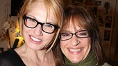 Patti LuPone and Idina Menzel at <i>The Normal Heart</i> - Ellen Barkin – Patti LuPone
